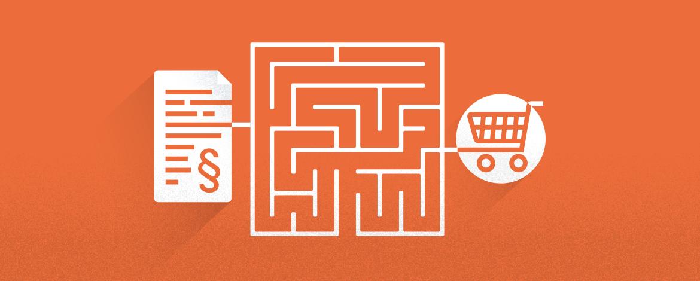 Az internetes kereskedelmet törvény szabályozza azt tervezi, hogyan lehet pénzt keresni