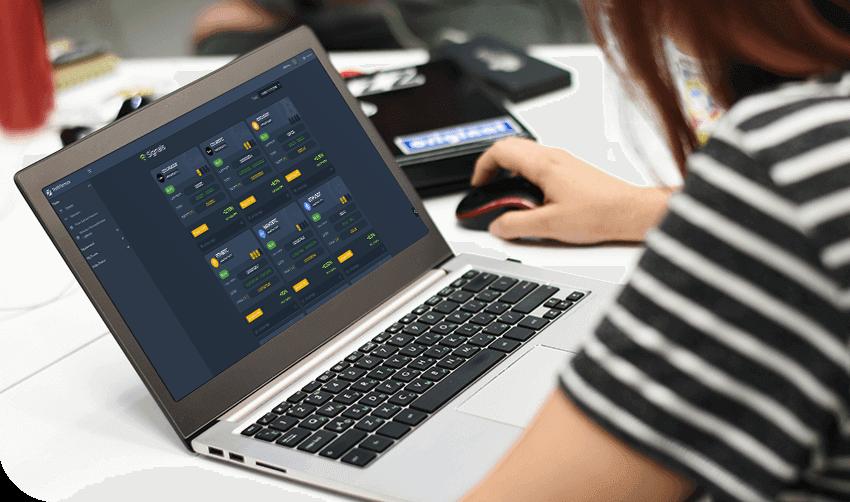 a bináris opciós társprogram program bevételei keressen kereskedőt bináris opciók kereskedésére