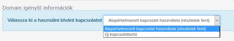 hogyan regisztrálhat egy opciót