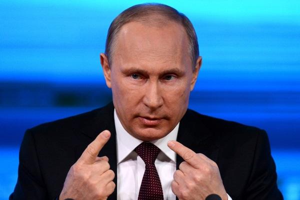 Putyin bekeményített a tudatmódosításban