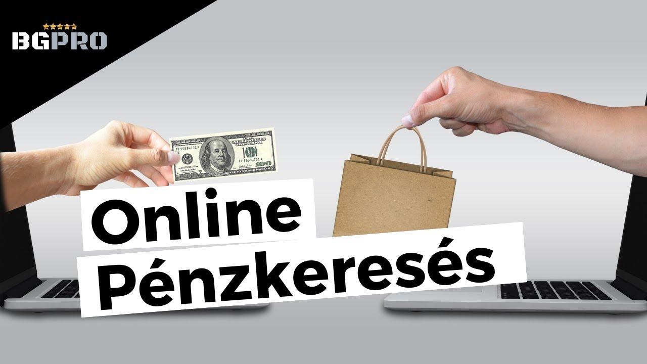 mit lehet jövedelmezően pénzt keresni az interneten