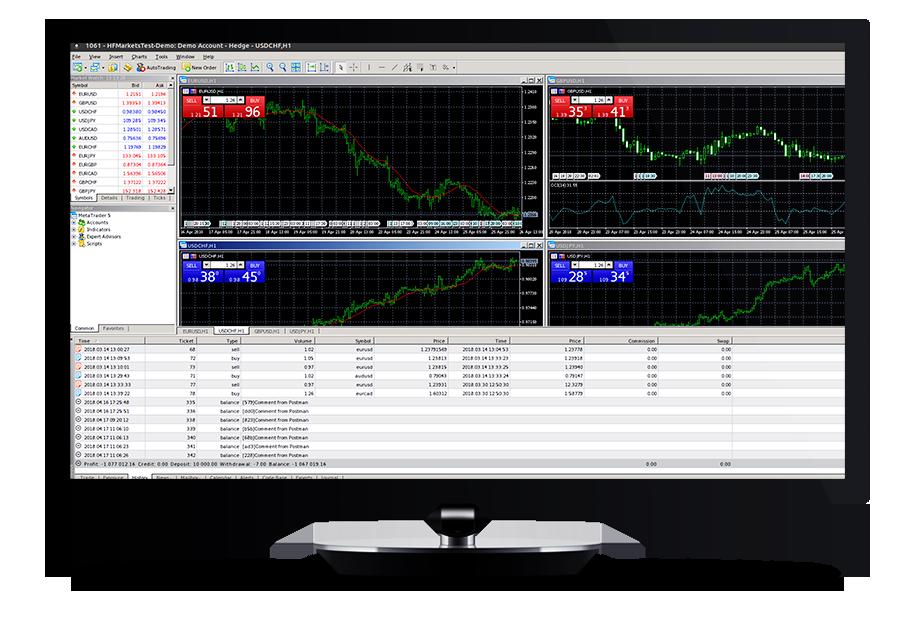 terminál demo számlával kereskedési jelek a bináris opciós kereskedéshez
