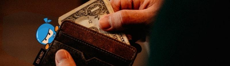 mennyi pénz van a bitcoin pénztárcában