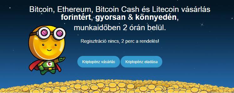 bitcoin vásárolni könnyű