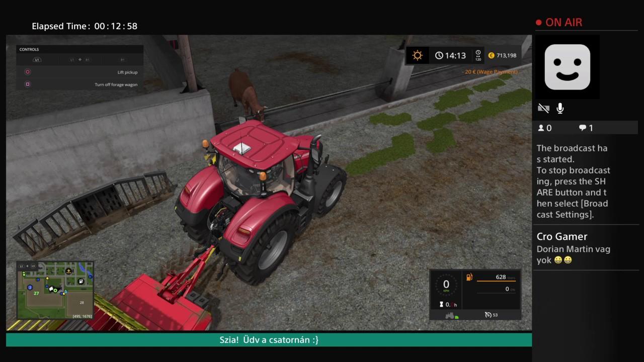 Farming Simulator 17 gépigény - Oldal 2 - Gépigészabadibela.hu