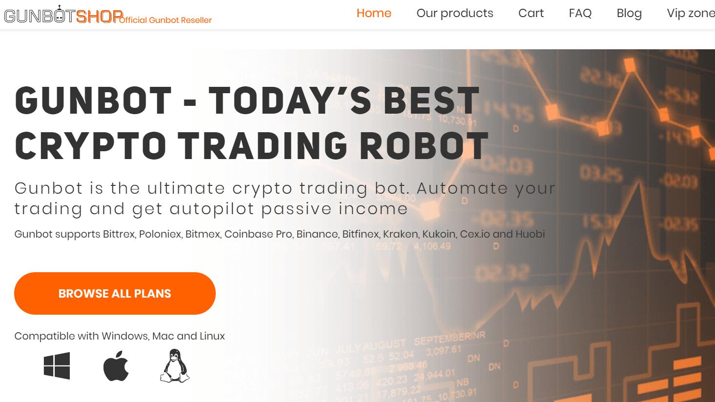 a kereskedési robotok a legnépszerűbbek opció határon hogyan kell kereskedni