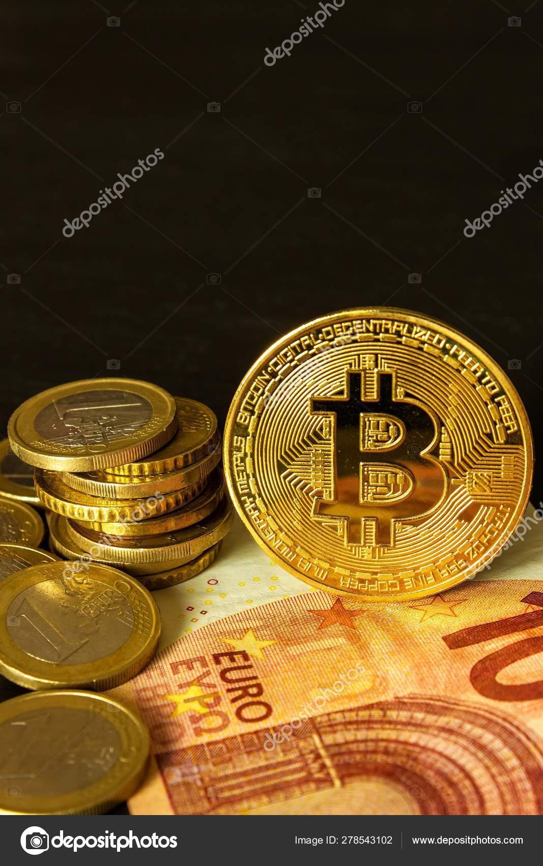 Bitcoin (BTC) és Euró (EUR) Valuta átváltás kalkulátor