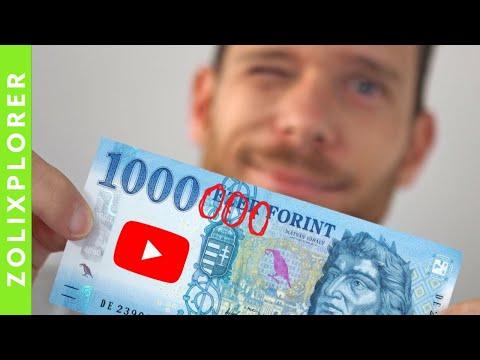 • Videók filmek nézése pénzért!