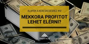 hogyan keresi a pénzt kereskedéssel
