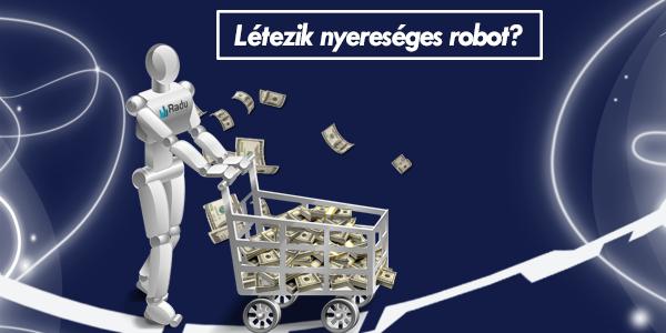 Olcsón szeretnél befektetni? Bízd a pénzed robotokra!