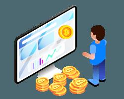pénzt keresni bitcoin hogyan lehet pénzt keresni a webhelyén