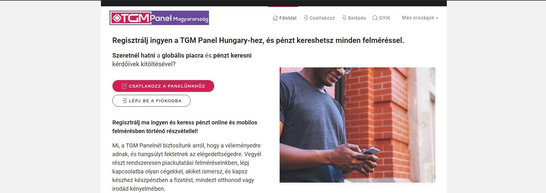pénzt keresni online mobilon keresztül