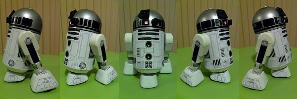 bináris robot bemenet