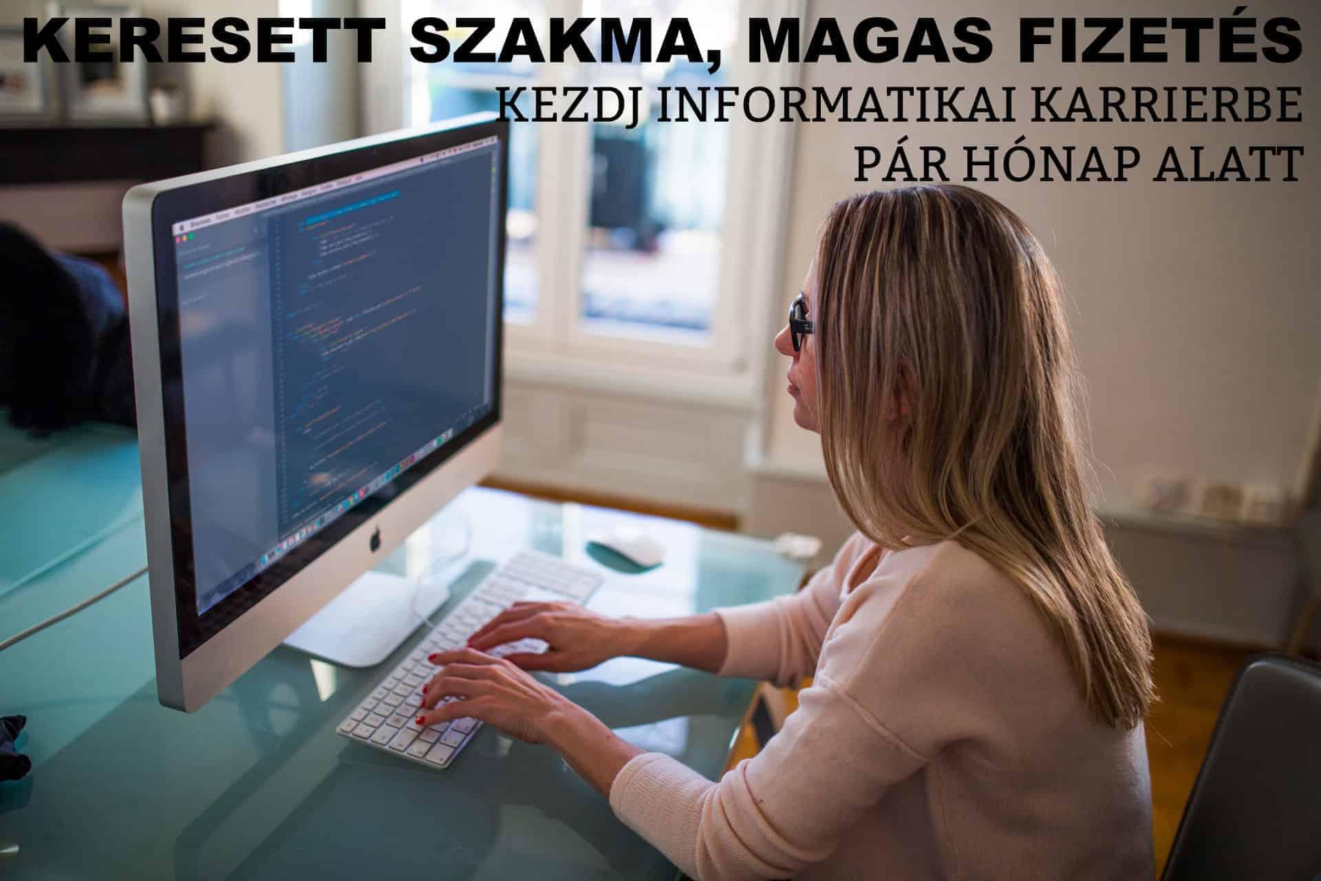 kereset az interneten egy programozó számára