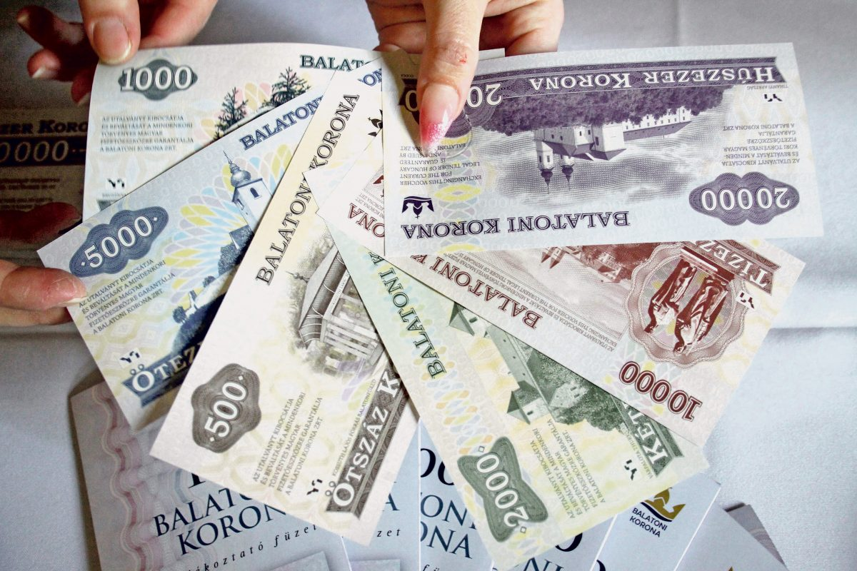 elektronikus pénz hogyan lehet
