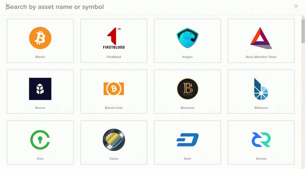 megtalálja a bitcoin címet