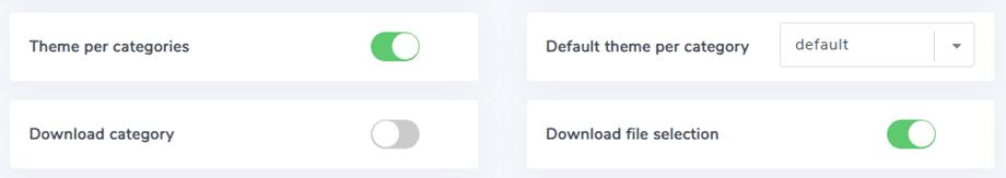 opciós kategóriák bináris opciók webhely demóval