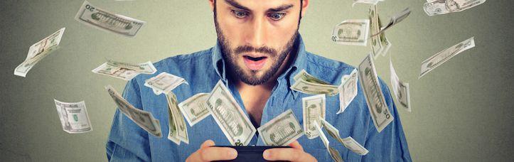 Egy mobilapp, amivel percek alatt pénzt kereshetsz?