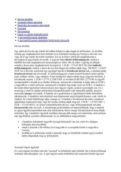* Opciós ügylet (Gazdaság) - Meghatározás - Online Lexikon