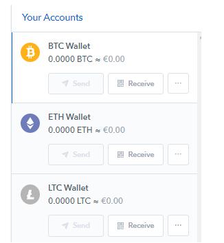 bitcoin-bevételek azonnali kivonással a pénztárcába jelek bináris opciók nvest