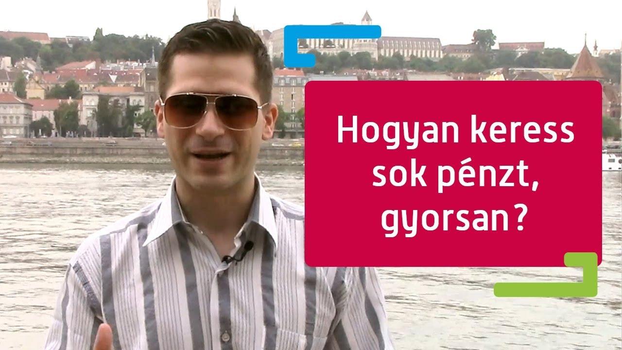 PÉNZKERESÉS!!! - G-Portál