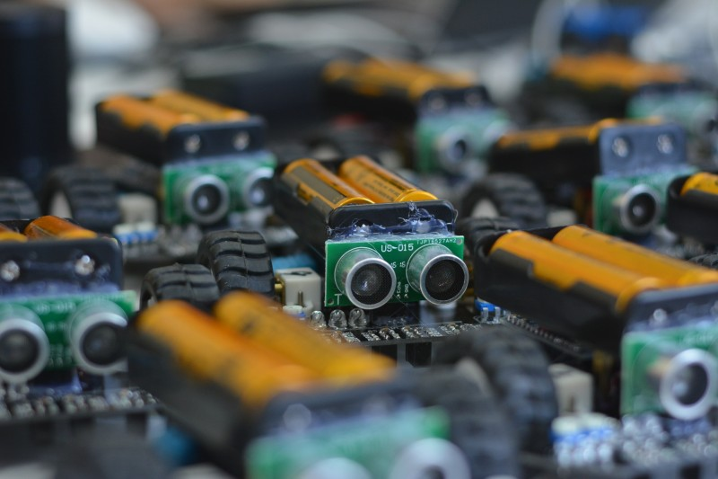 a kereskedési robotok a legnépszerűbbek