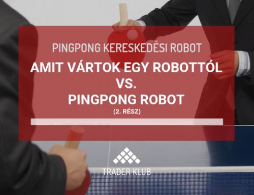 kereskedési robotpók 2 vélemény