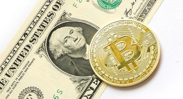 Egy pillanat alatt összeomlott a bitcoin, több milliárd dollár égett el