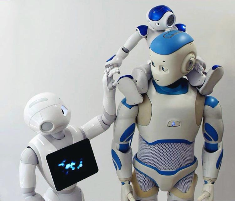 egy robot, amely pénzt keres az Ön számára