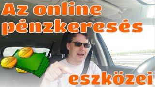 pénzt keresni online video tanfolyam