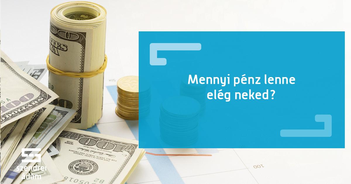 az élet célja, hogy sok pénzt keressen nem szabványos megoldások a pénzszerzésre