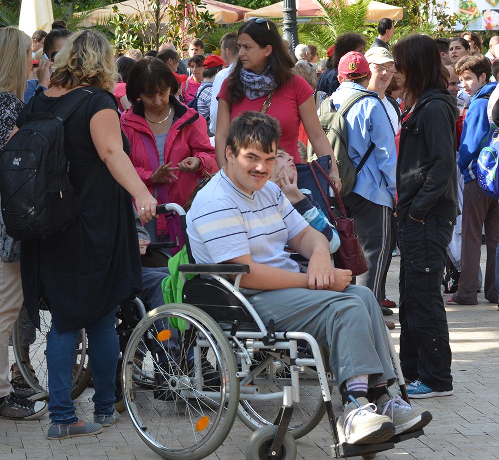 Hogyan lehet elindítani a fogyatékosságot támogató csoportot