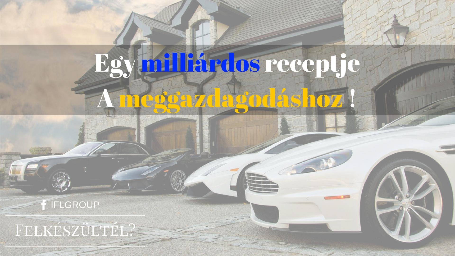 Honnan lehet felismerni egy milliomost? – Kiszámoló – egy blog a pénzügyekről