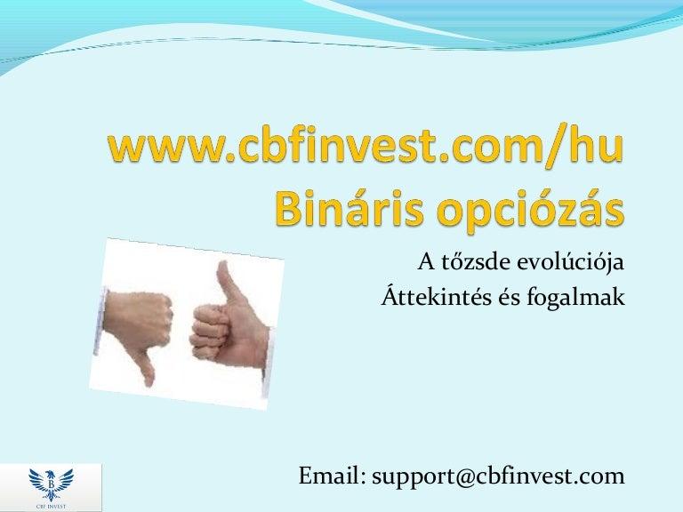 befektető kereskedő bináris opciós platform