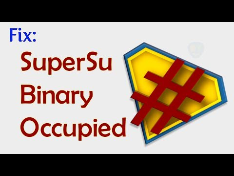 bináris frissítés a supersu-ban