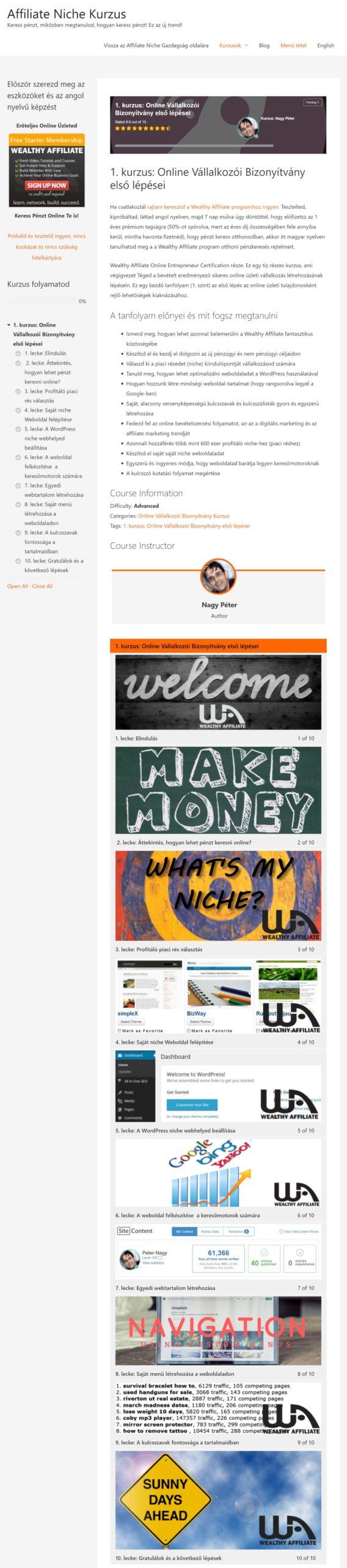valódi weboldalon pénzt keresni