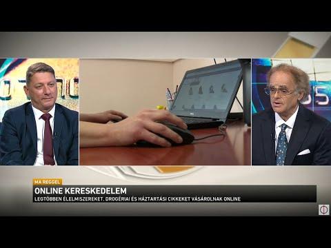videó a hírkereskedelemről