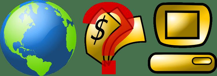a legegyszerűbb módja annak, hogy sok pénzt keressen Internet kapcsolat