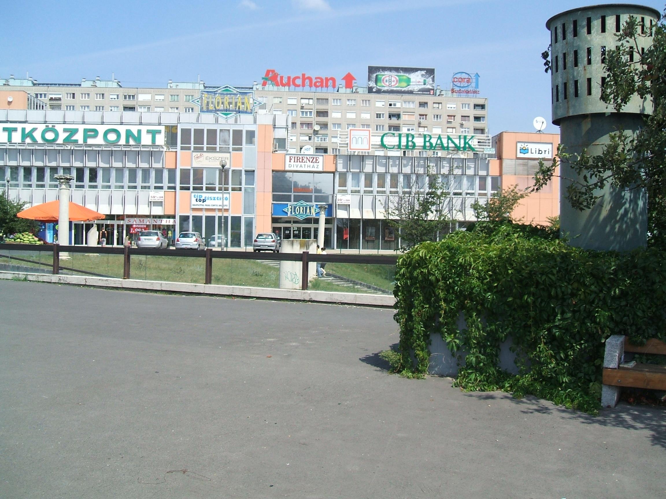 üzletközpont mi
