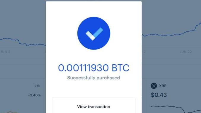 vásároljon bitcoinokat személyazonosság-ellenőrzés nélkül